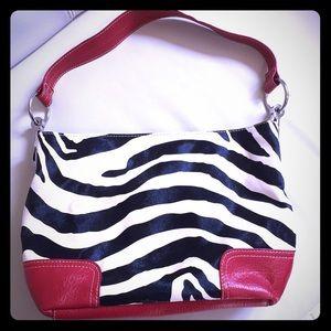 Zebra 🦓 Bag